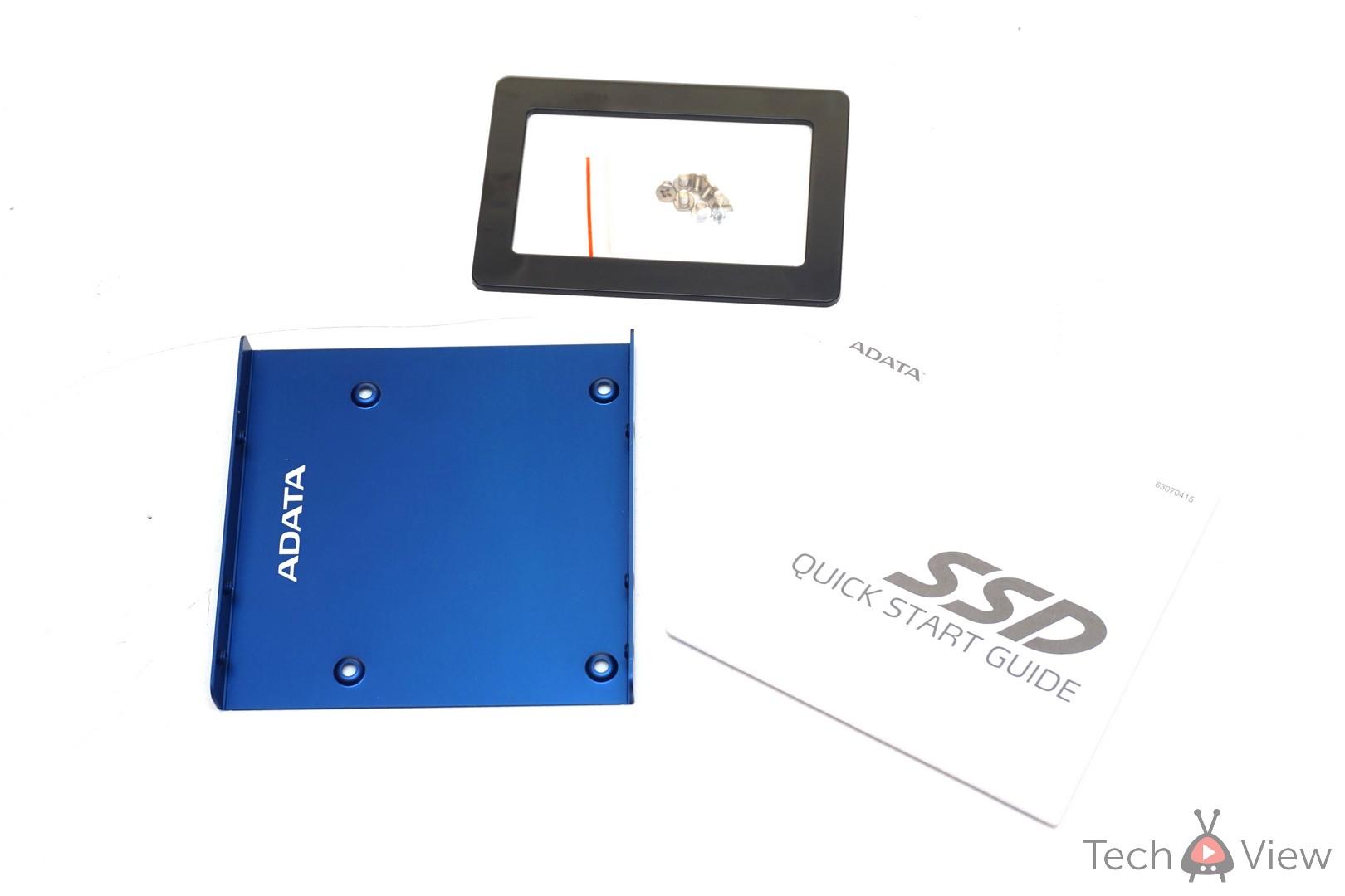 ADATA SX930 240 GB SSD - Ambalaj (3)