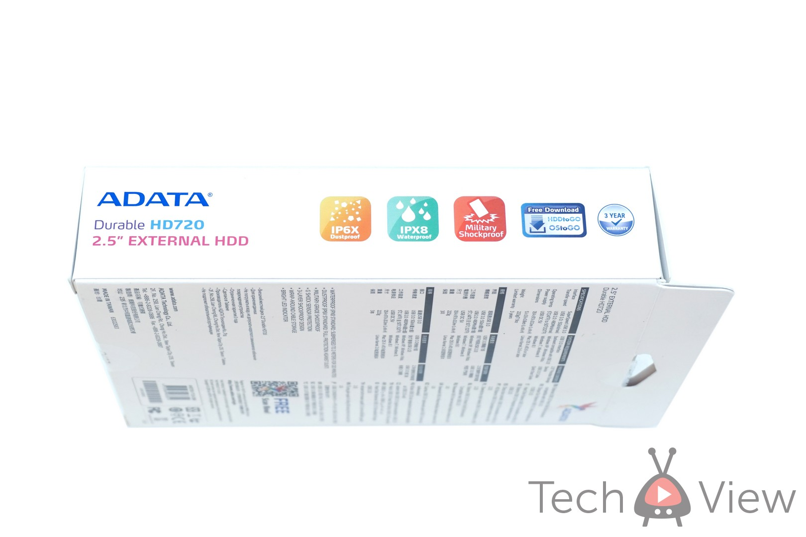 ADATA Durable HD720 Ambalaj (2)