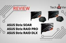 Strix Audio First Frame