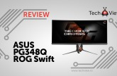 ASUS PG348Q ROG Swift first frame